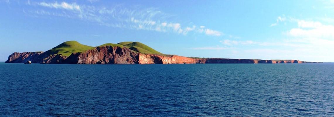 L'île d'Entrée