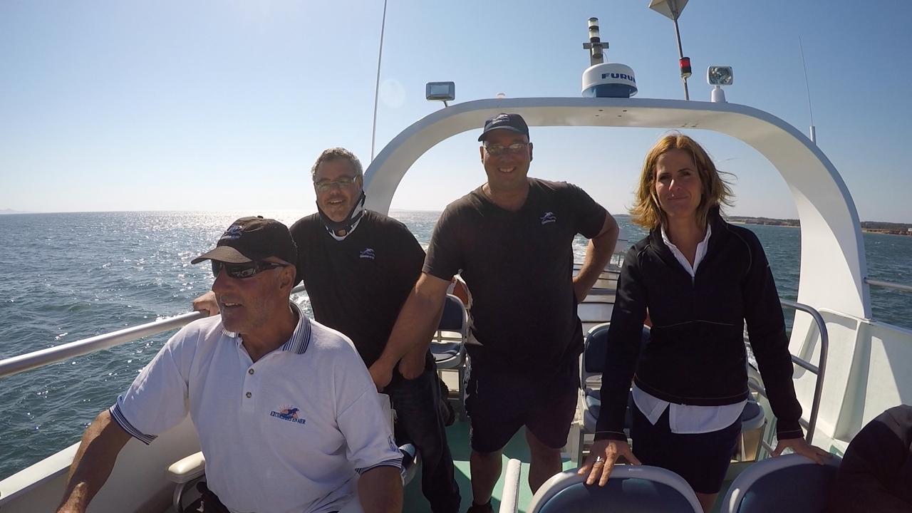 Équipe Excursions en Mer
